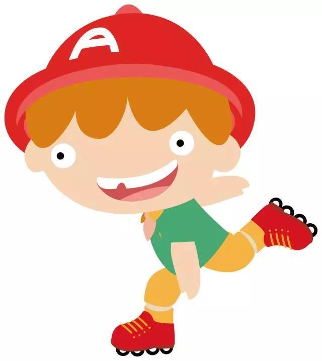 贝尔安亲老师都会给孩子们仔细穿戴上鲜艳显眼的小红帽或黄雨衣,签到图片