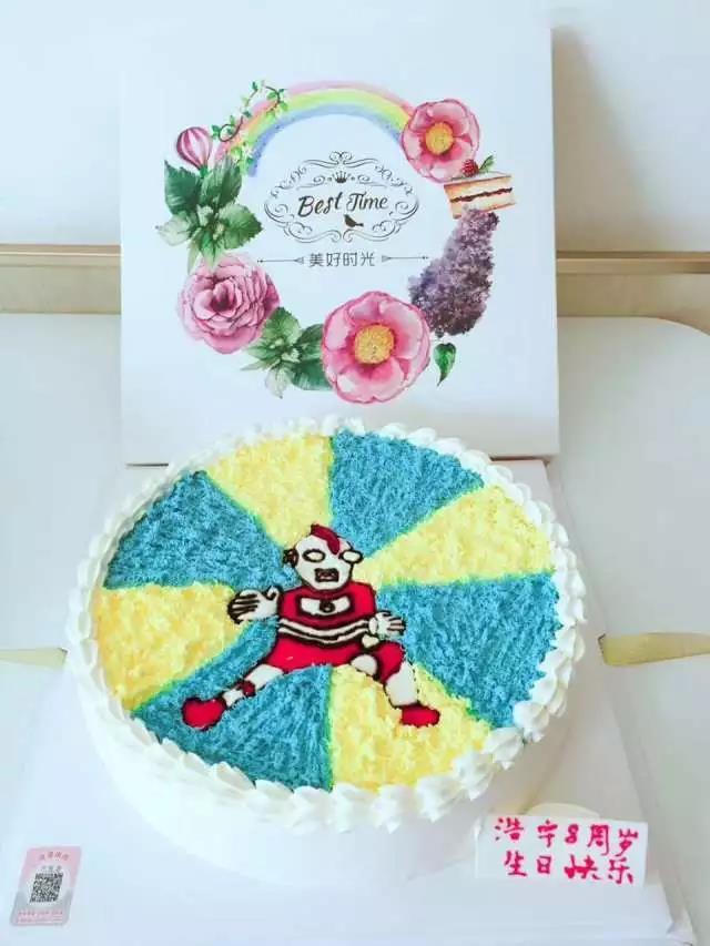 感恩诗朗诵 到了孩子们最期待的吃蛋糕时间!